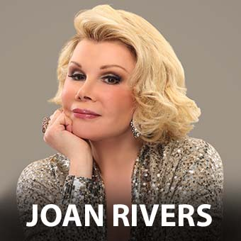 The Jewish Home: The Night Joan Rivers Couldn't Be There