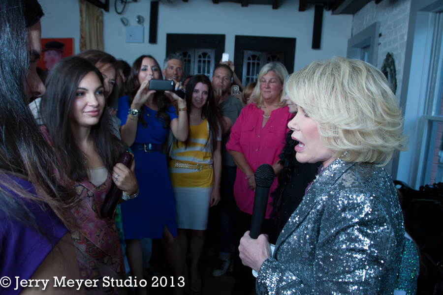 The Night Joan Rivers Almost Came to the Five Towns