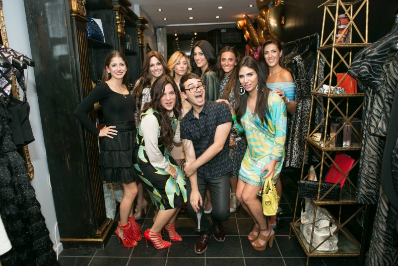 THE CFAC + SIRIANO COCKTAIL EVENING