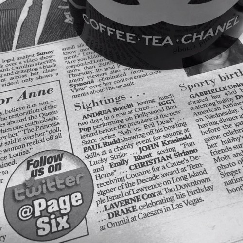 CFAC IN PAGE SIX!